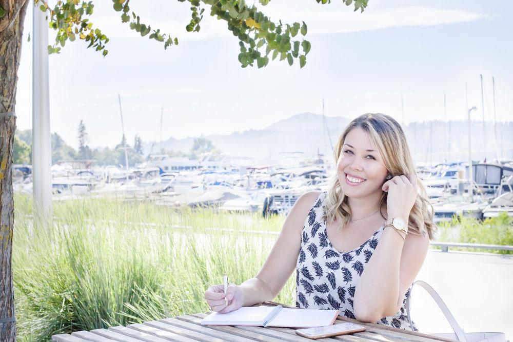 Lindsay Page - Virtual Assistant Kelowna, BC