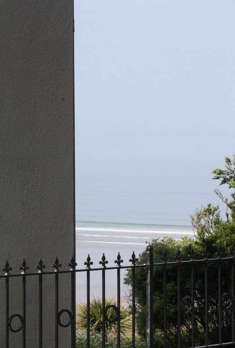 Saunton Beach yoga