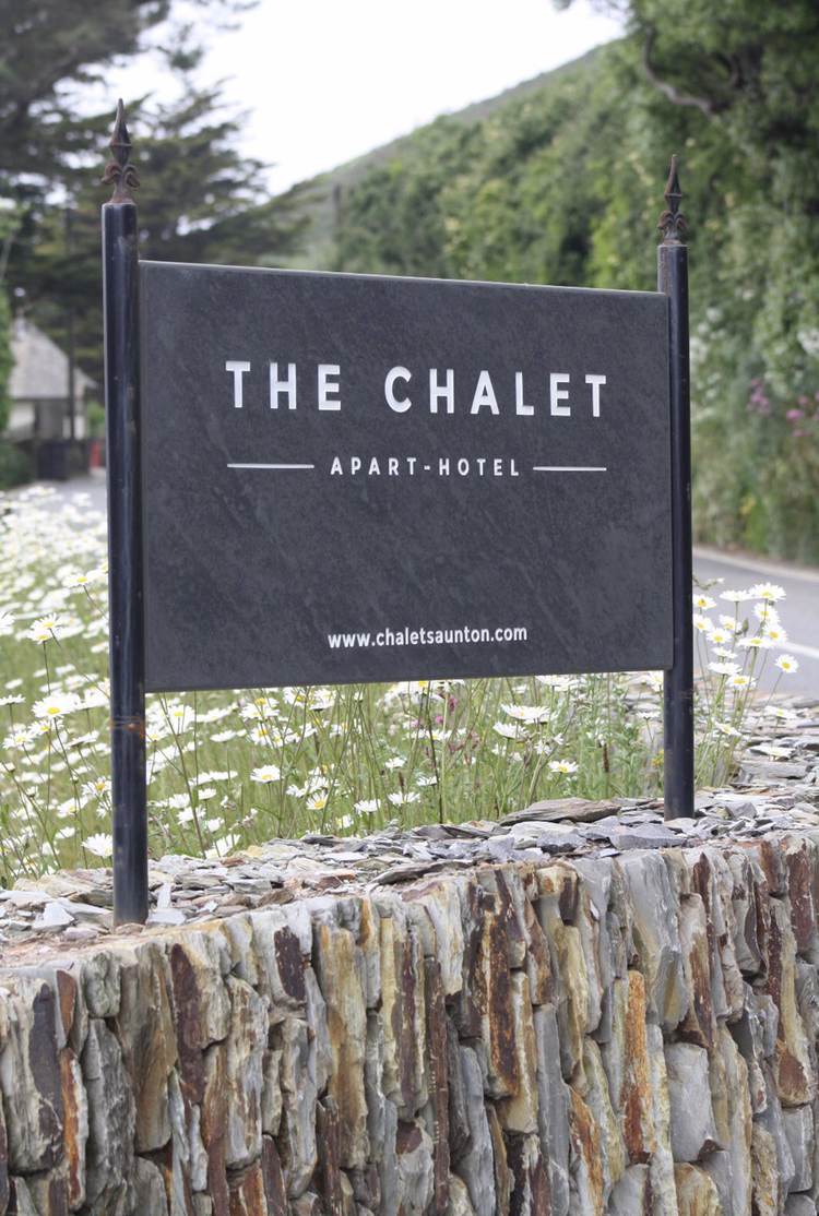 Chalet Saunton and Bay Fitness