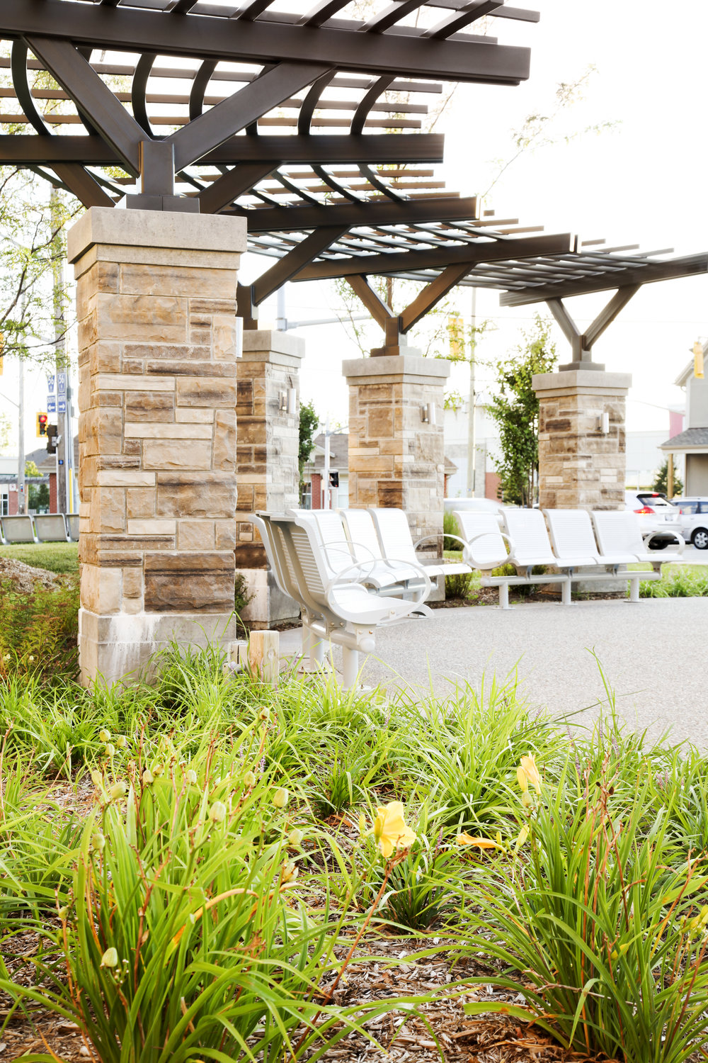 urban design award - Binbrook Parkette -