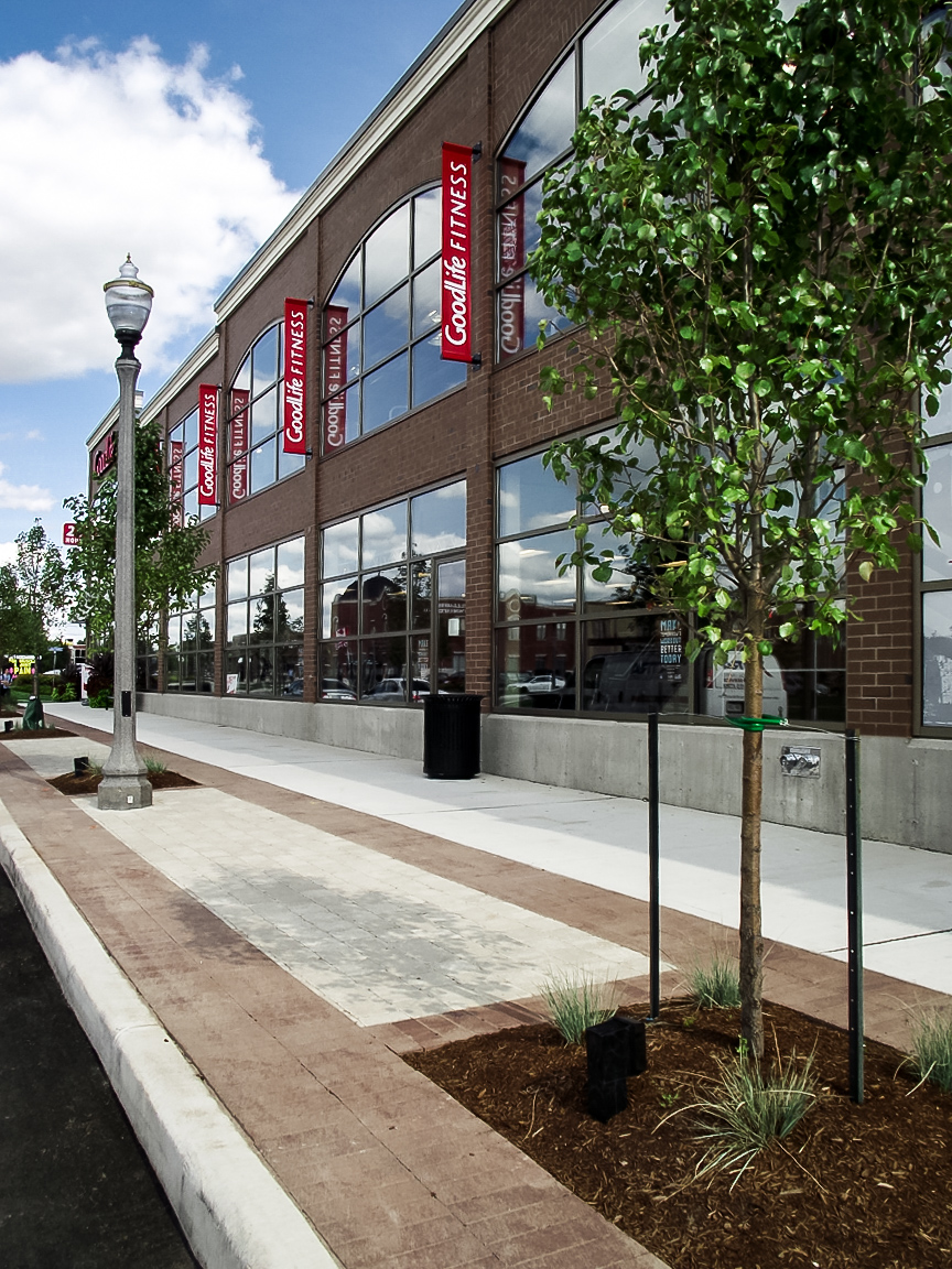 urban design award - Goodlife Kitchener -