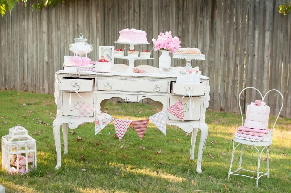 Sweet Tea Roses Vintage Tea Party Themed Birthday Rent My Dust
