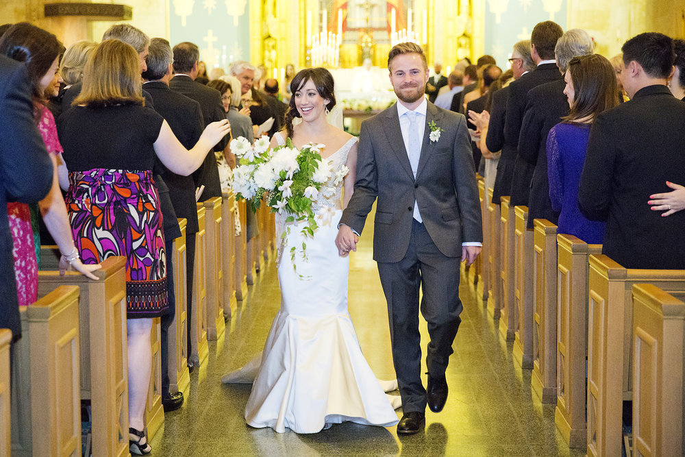 Ann & Zach = Eclectic Dallas Wedding at the F.I.G.   Sarah Kate Photography