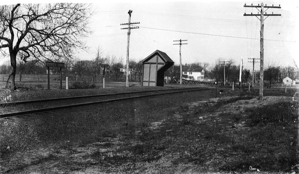 Noyac Railroad Station