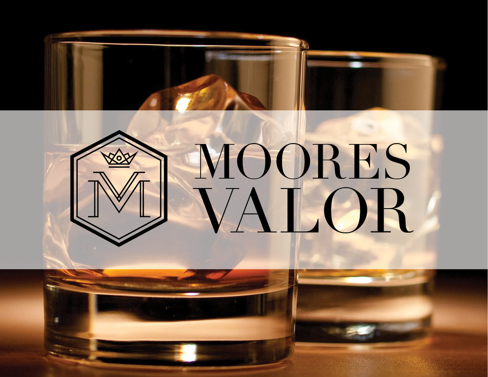 MOORES VALOR - Product Branding