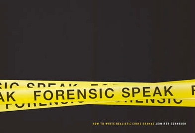 Forensic Speak Book Cover