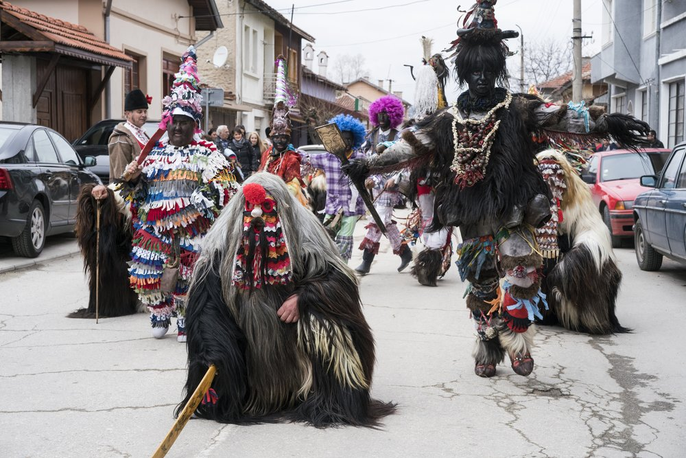 The dervishes of Lesichovo: one of Bulgaria's greatest living traditions.