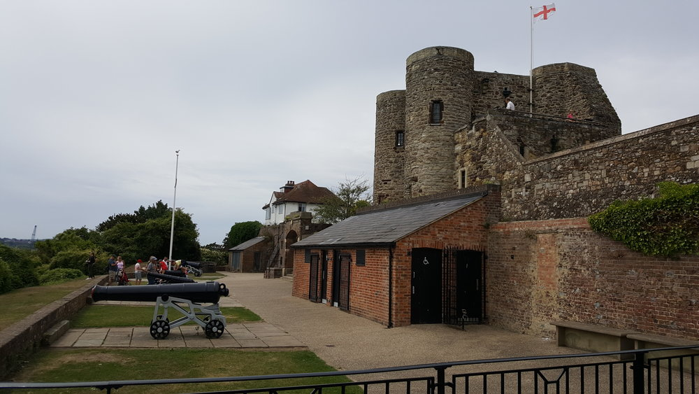 Rye Museum, Ypres Tower and Women's Tower