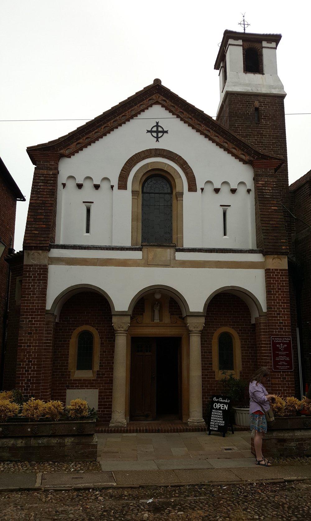 St. Anthony of Padua Catholic church