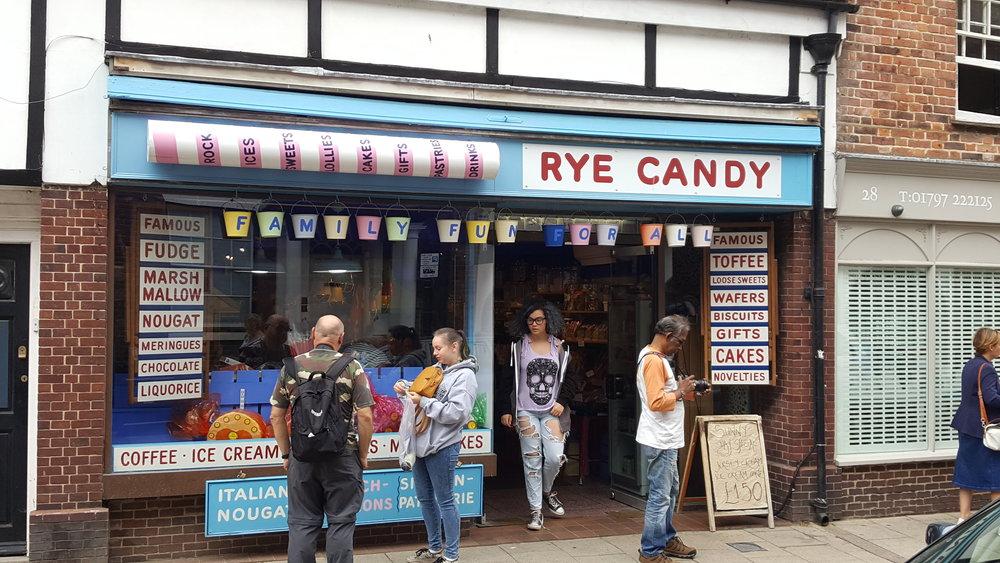 Rye Candy, High Street, Rye