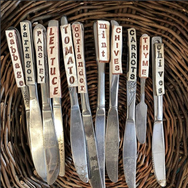 Herb & veg knives