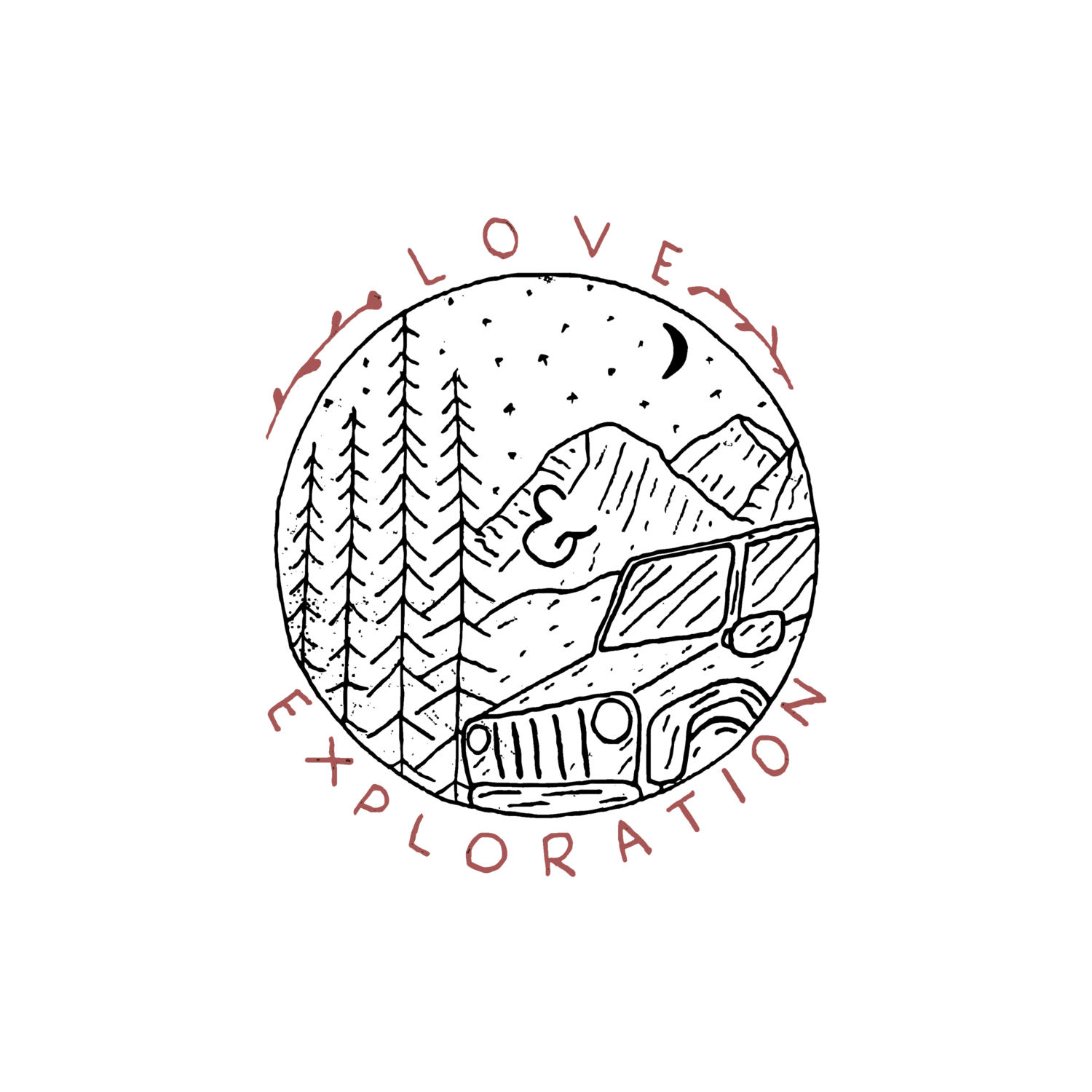 LOVE + EXPLORATION