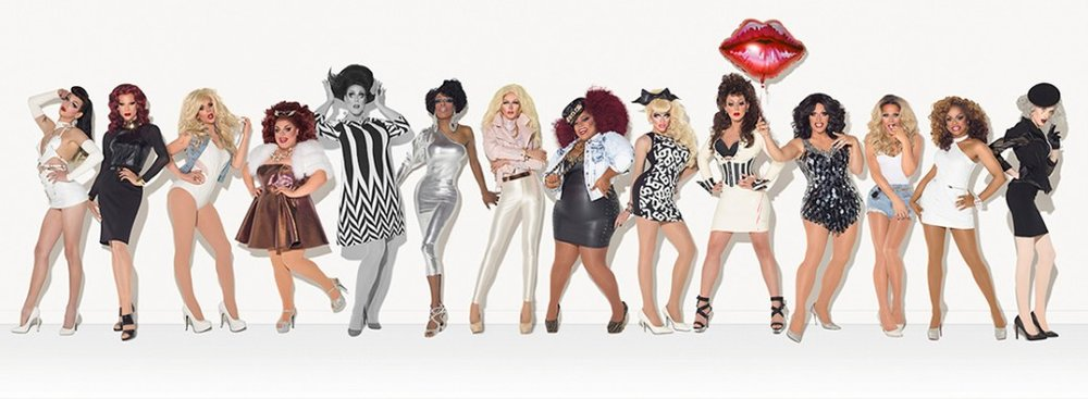 RuPaul's Drag Race Season 7 Episode 2