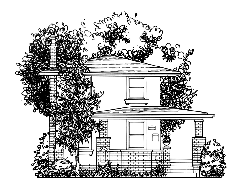 Katie Danner Home Drawing Kansas City Real Estate illustration 37.jpg