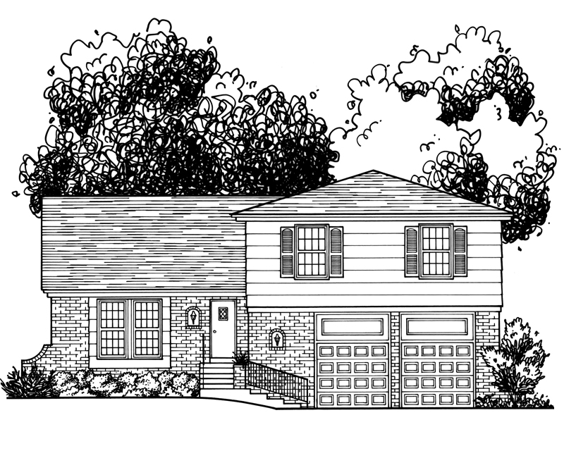 Katie Danner Home Drawing Kansas City Real Estate illustration 36.jpg