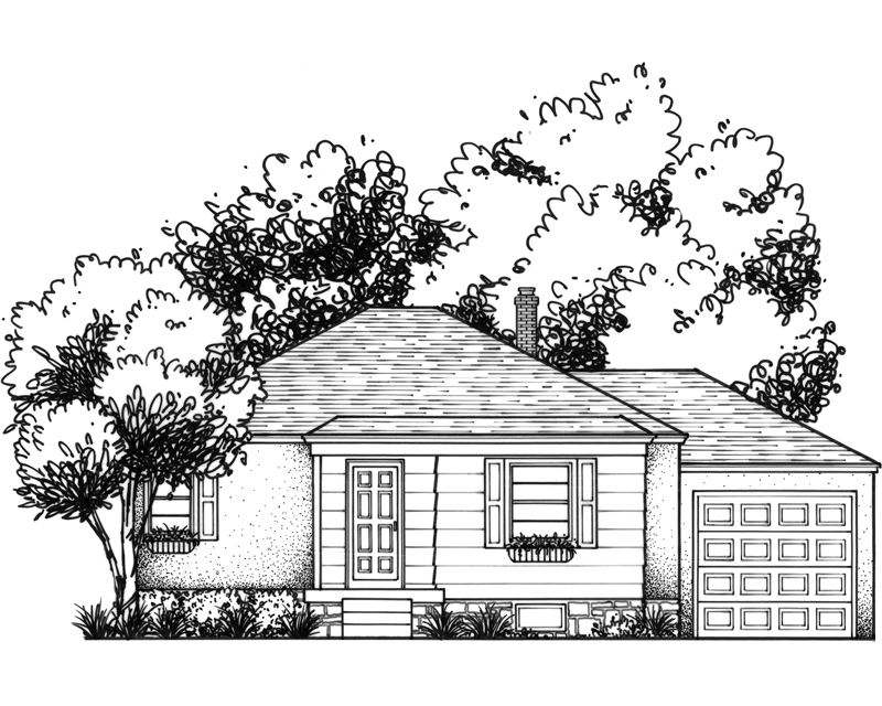 Katie Danner Home Drawing Kansas City Real Estate illustration 17.jpg