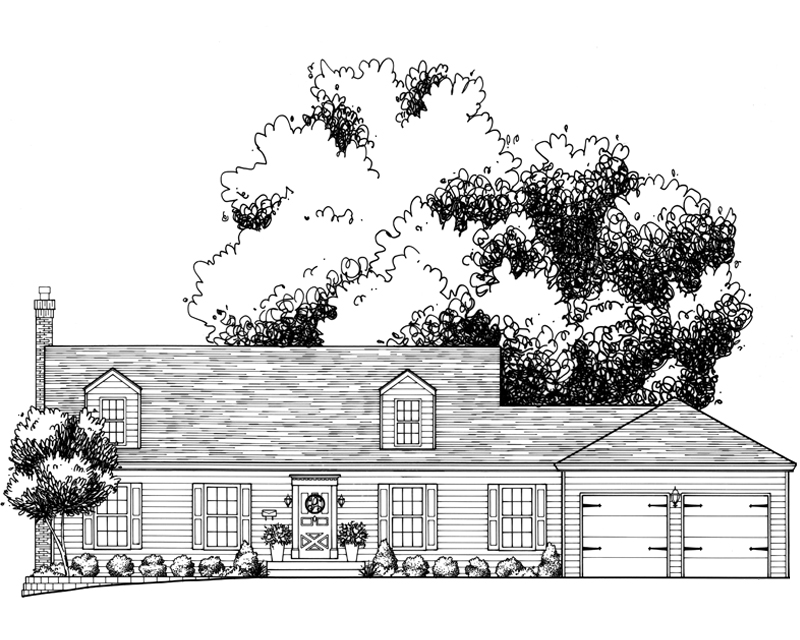 Katie Danner Home Drawing Kansas City Real Estate illustration 16.jpg
