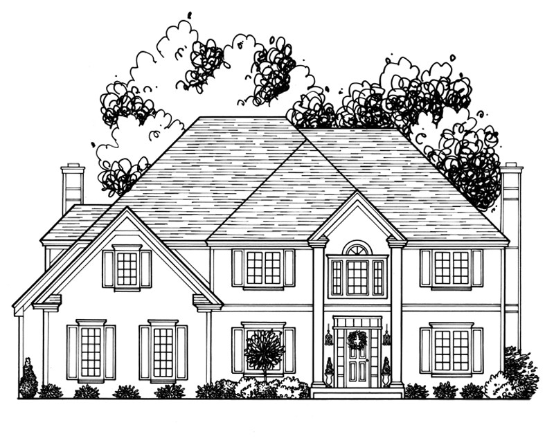 Katie Danner Home Drawing Kansas City Real Estate illustration 5.jpg
