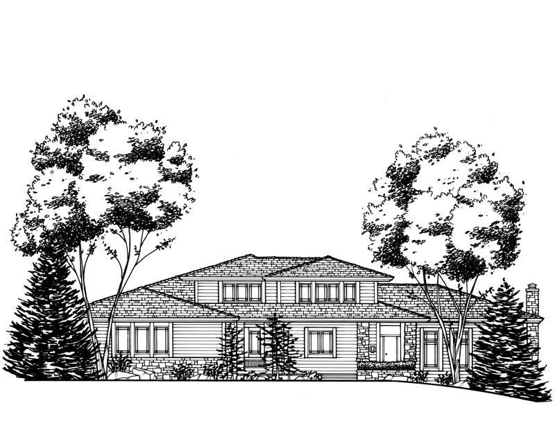 Custom Leawood Home