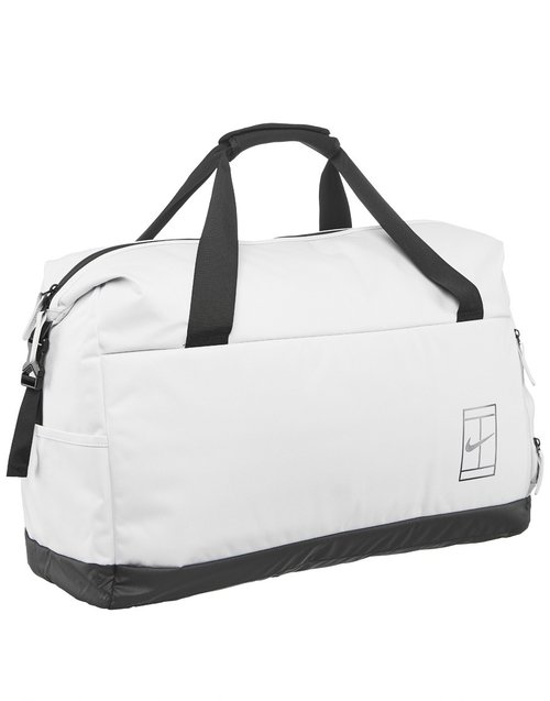 Nike Court Advantage Tennis Duffel Bag Vast Grey — RacquetPro 9570a315ad