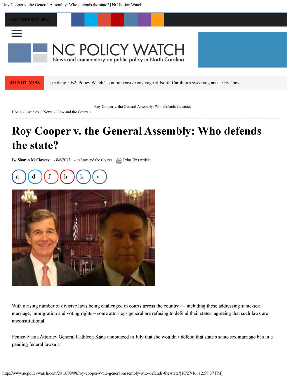 Sharon McCloskey - Roy Cooper v. the General Assembly- Who defends the state- - NC Policy Watch_Page_1.jpg