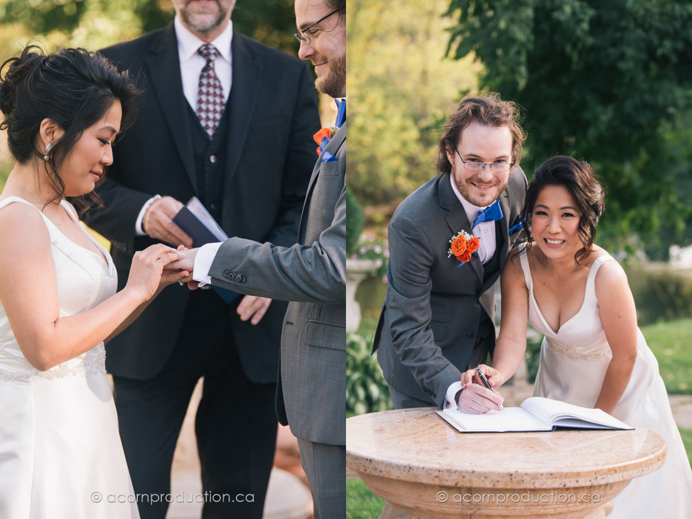 bride-groom-exchange-ring-and-signing-paper
