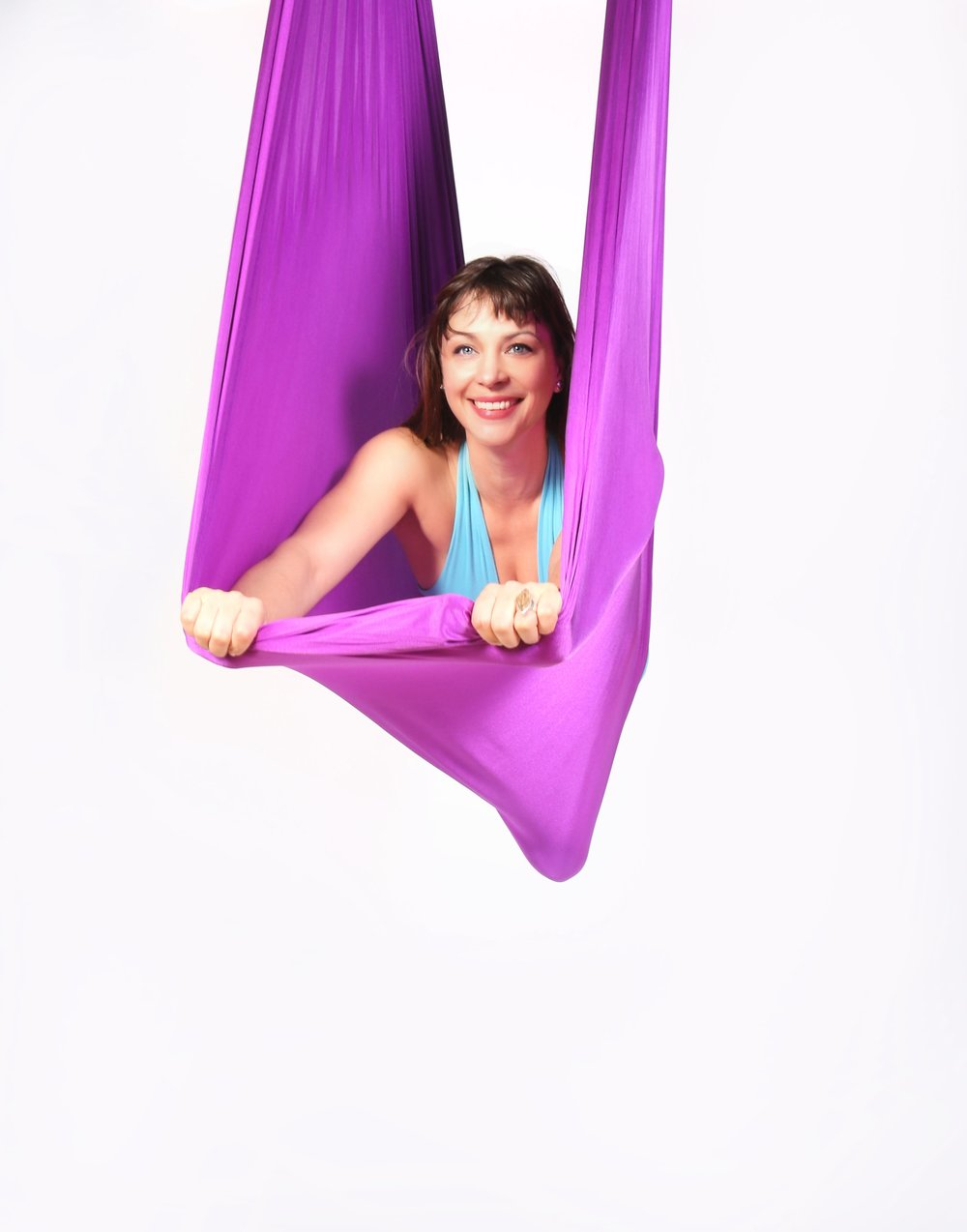 Aerial Yoga Photo by Ed Esposito