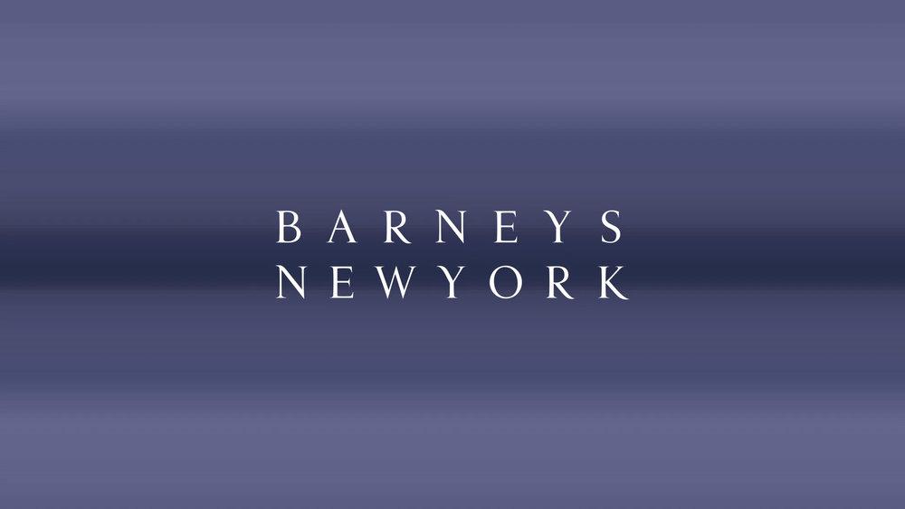 BARNEYS | ROBERT HAMADA