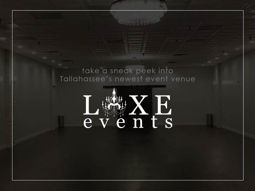LUXE Events FL Tallahassee Florida Event Venue