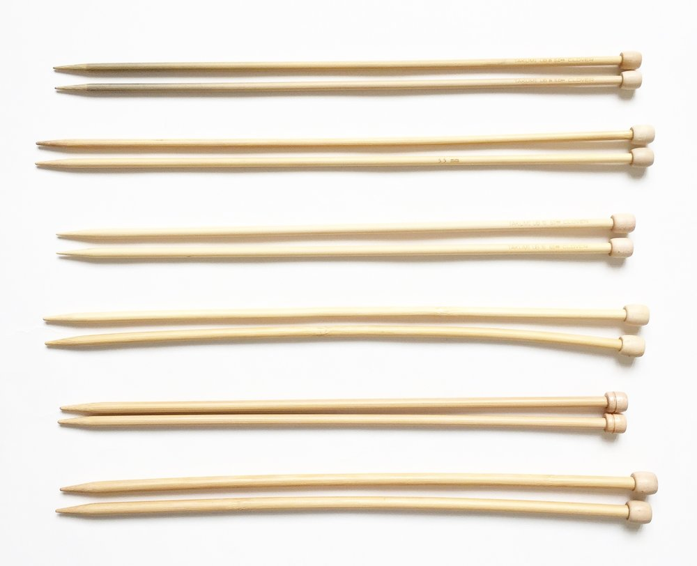 Bamboo Clover Knitting Needles Review