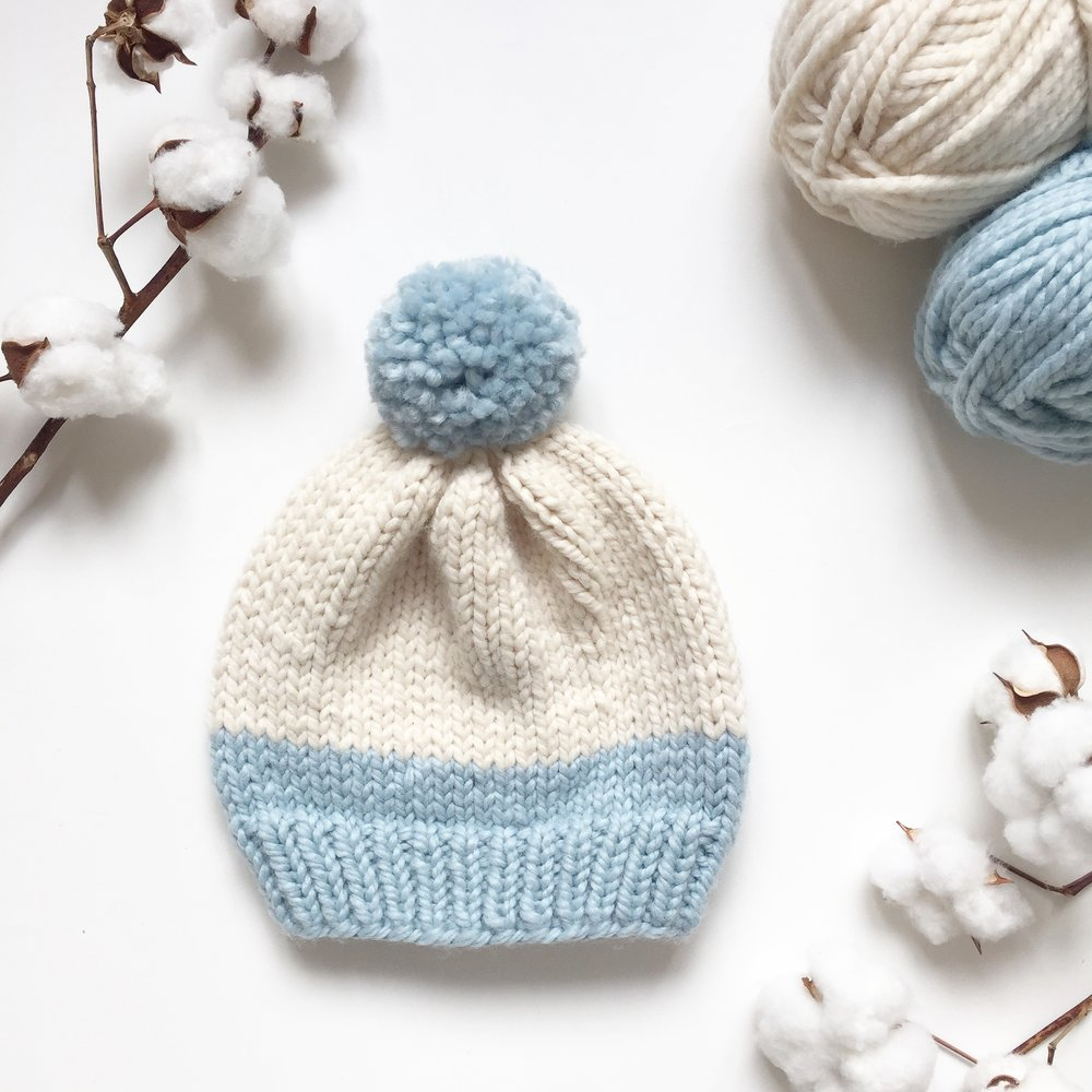 BASIC TWO-TONES HAT