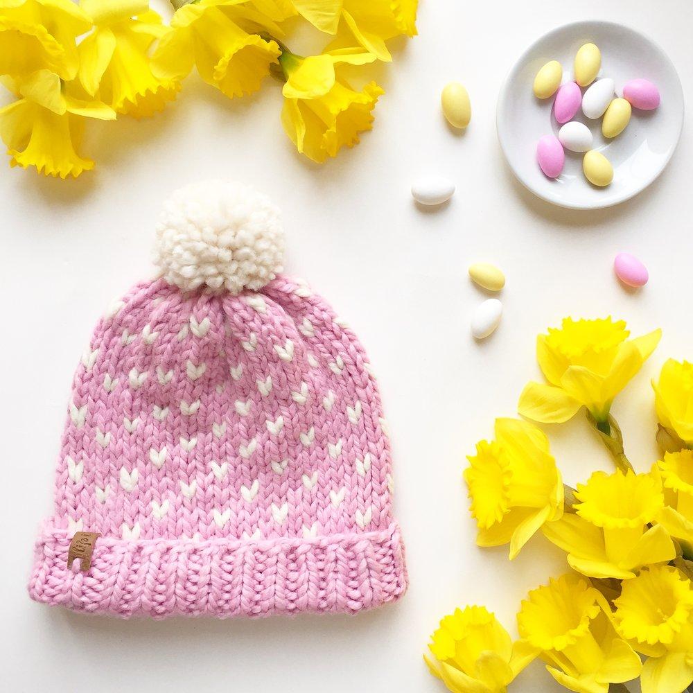 basic-fair-isle-hat-daffodils