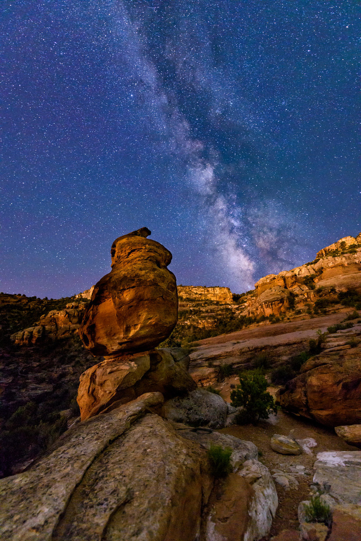 Devil's Kitchen & the Milky Way IX