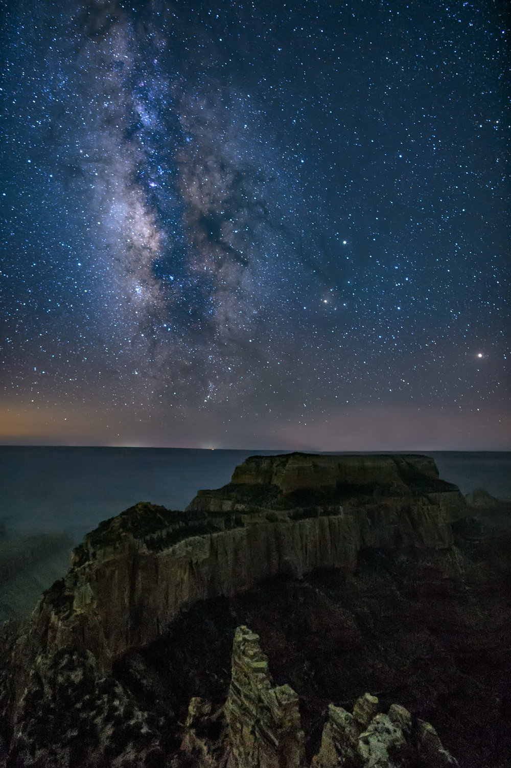 Cape Royale in a Sea of Stars