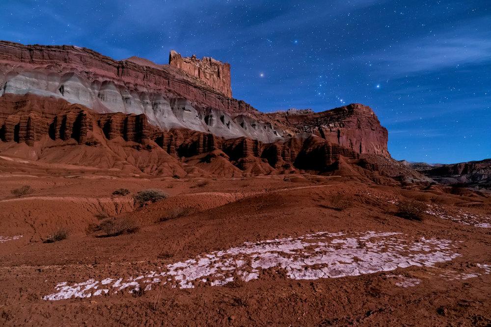 Orion & Castle Rock