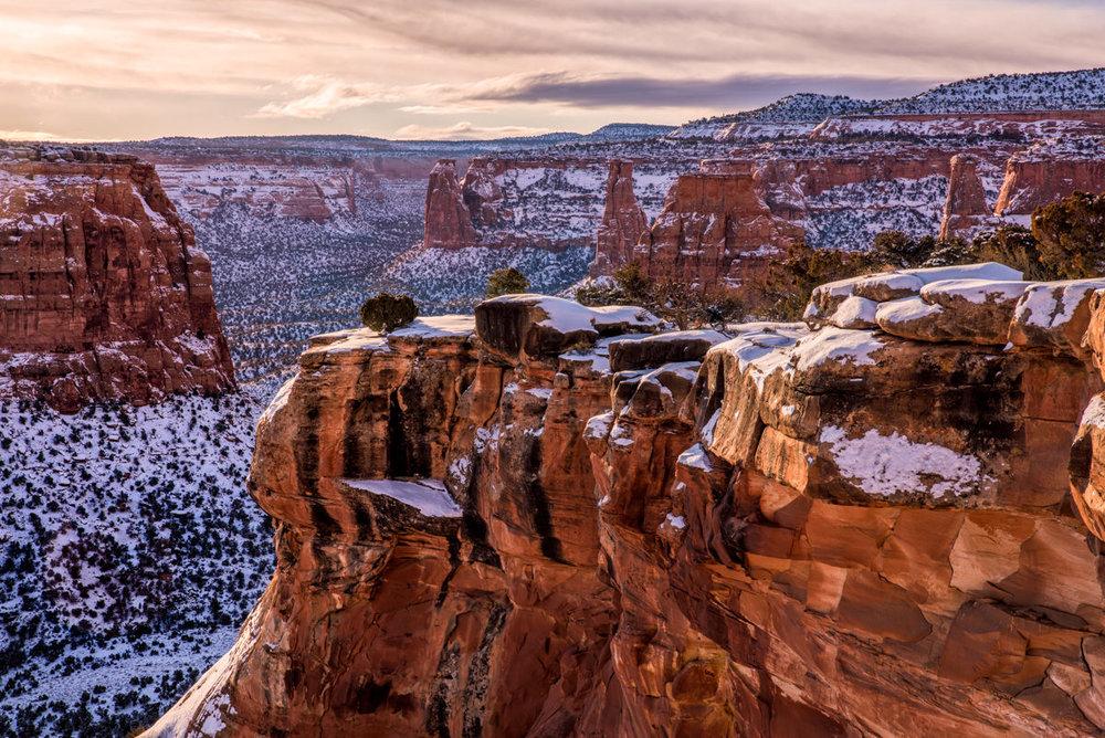 Monumental Christmas Snow