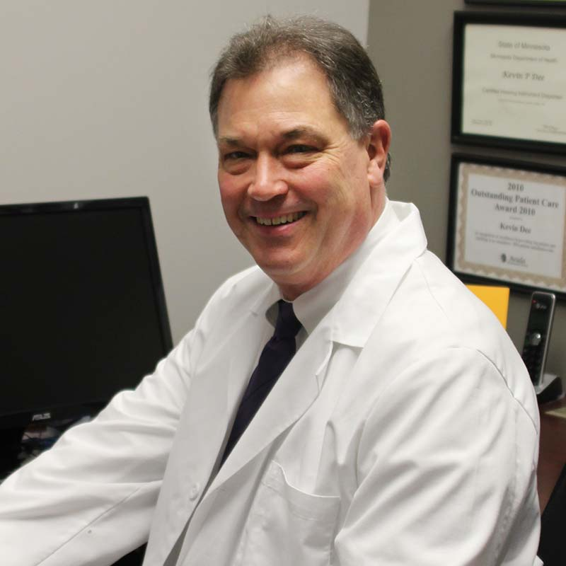 Kevin Dee Hearing Instrument Specialist