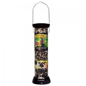 Onyx Clever Clean 12 inch Sunflower Mixed Seed Feeder .jpg