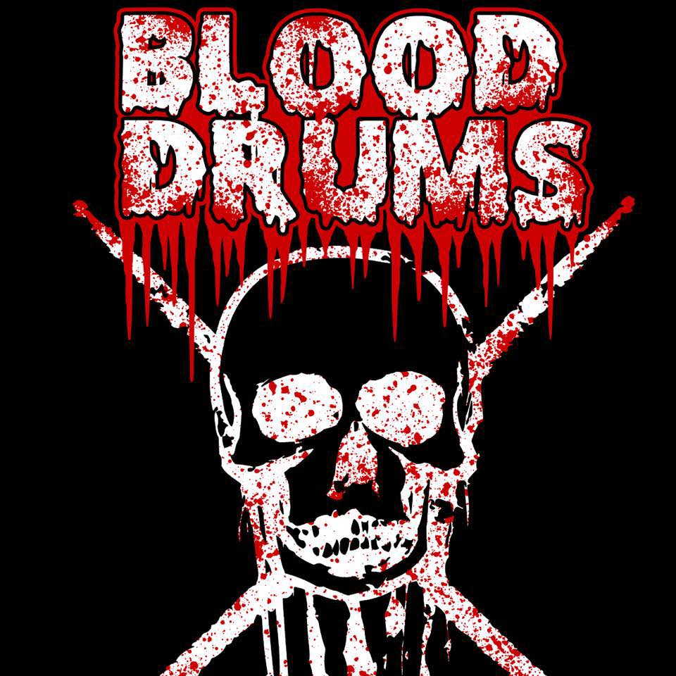 BLOOD DRUMS