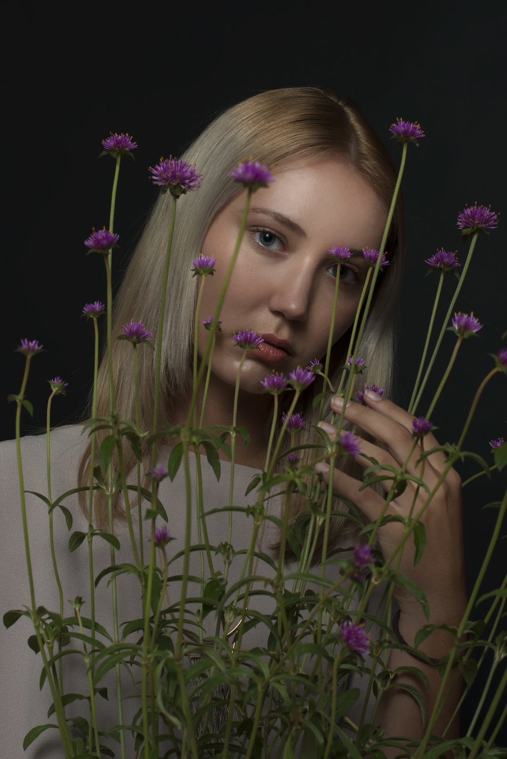 Meredith with flowers.jpg