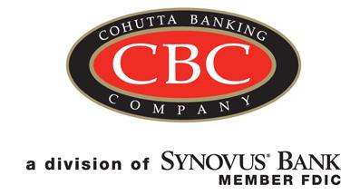 Cohutta Banking Company Logo