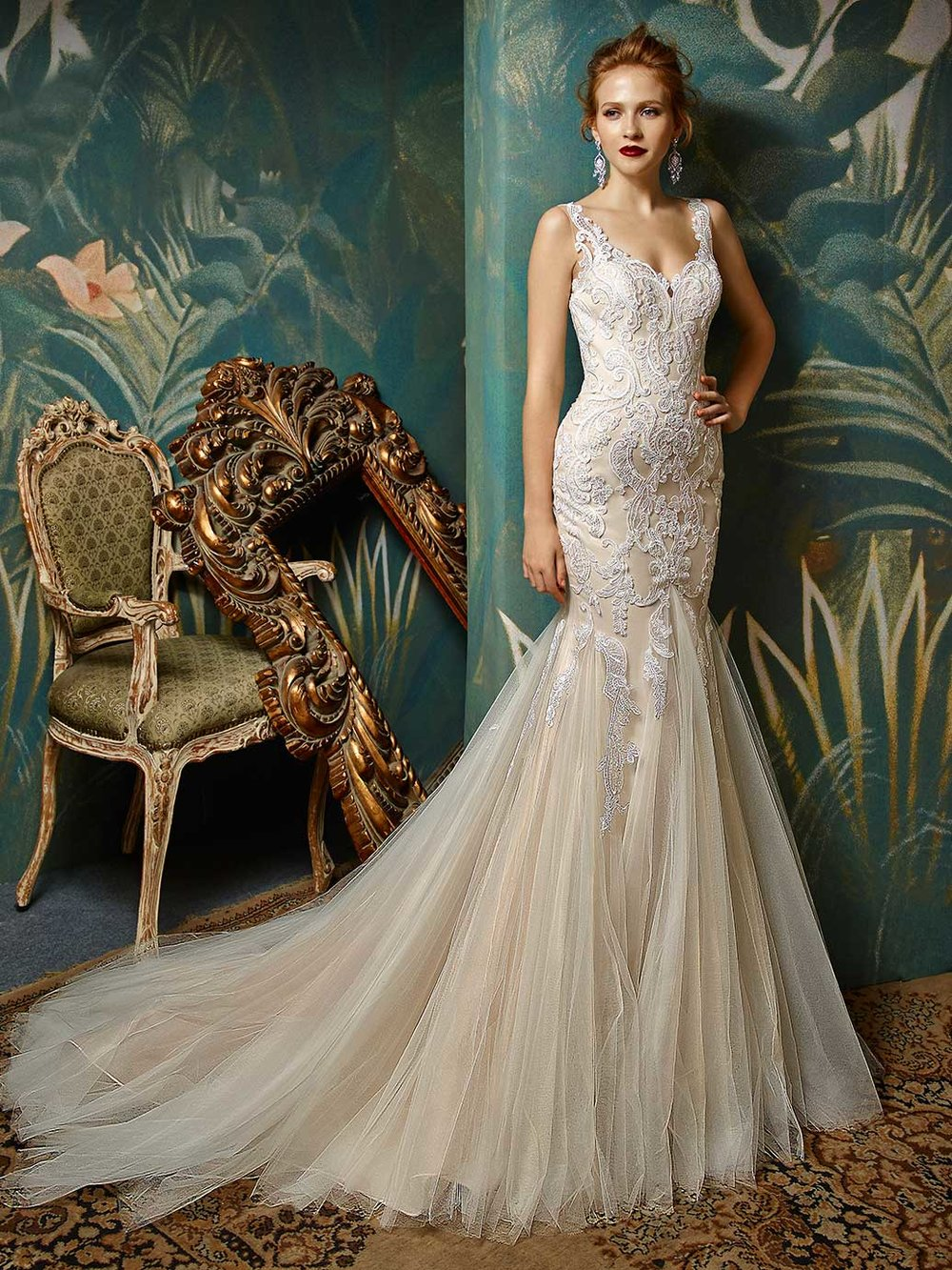 Enzoani Bridal Gown 2017 Collection