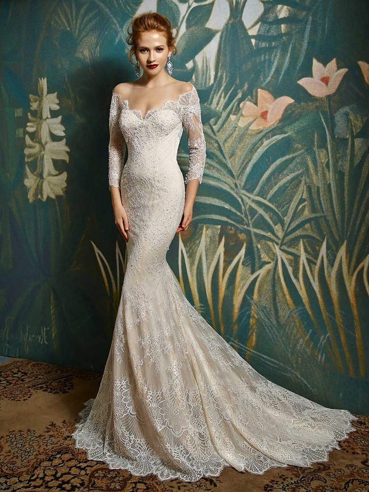 Enzoani — Le Marriage Couture Bridal Salon in West Los Angeles