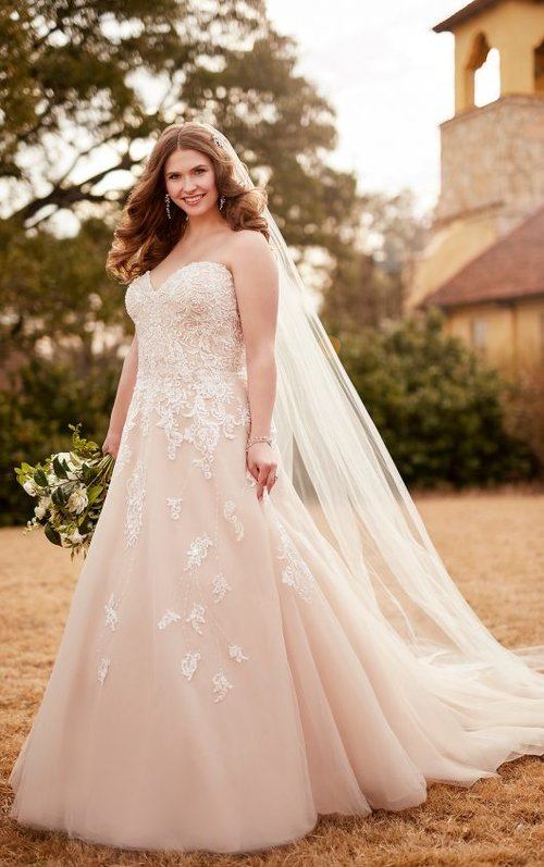 Plus Size Gowns — Le Marriage Couture Bridal Salon in West Los Angeles