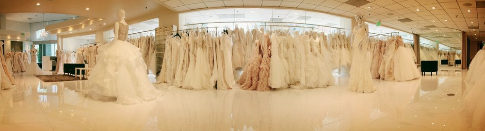 Le Marriage Couture Los Angeles Bridal Salon