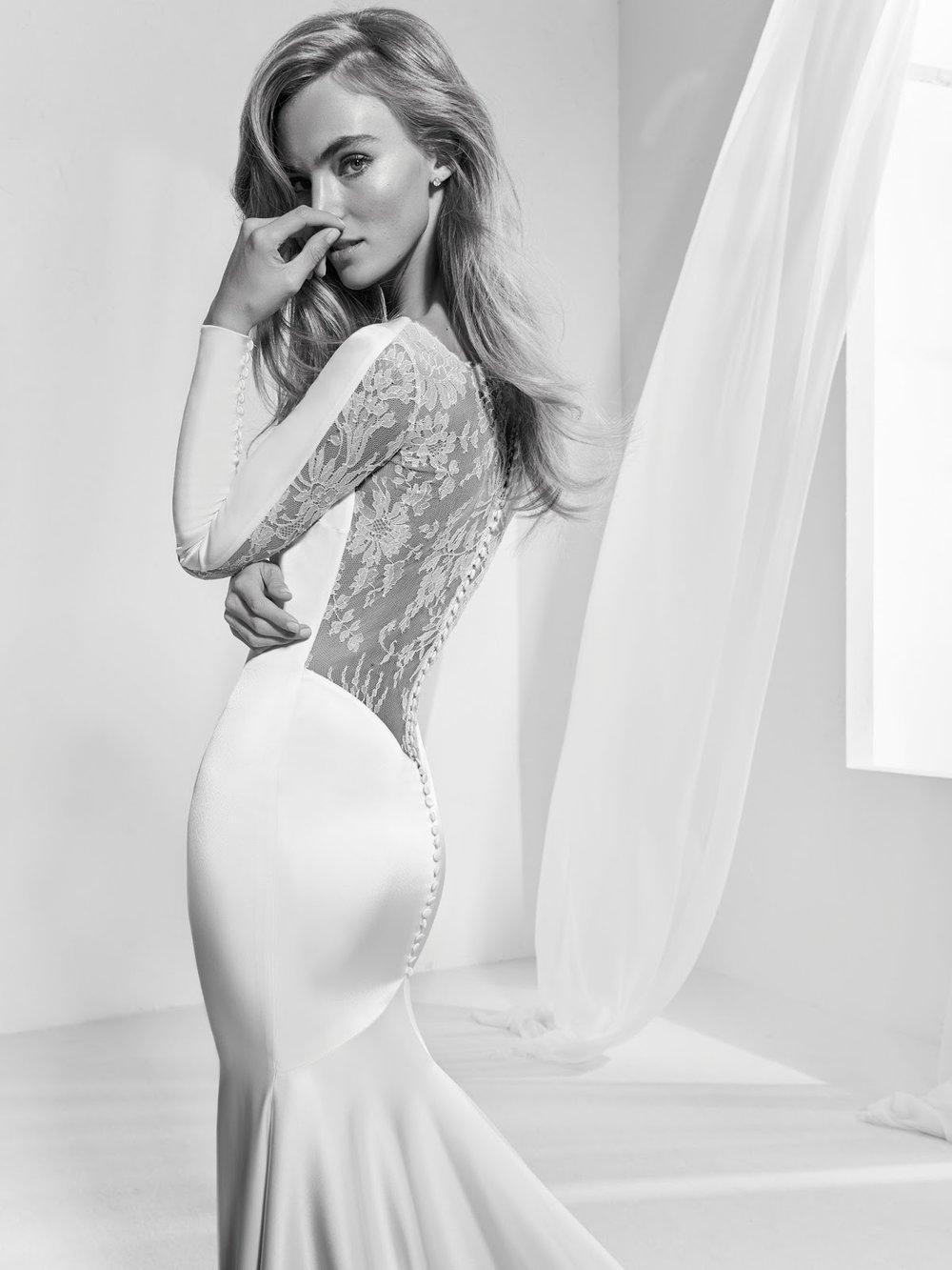 Pronovias Wedding Dress 2018 Collection