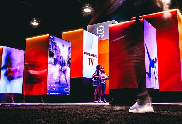 ⚠️800 vertical videos, 80 screens, 8 production days⚠️ Campos had a blast partnering with @instagram to launch IGTV at @vidcon 2018! Check out what we got up to over on IGTV. Link in bio 👆🏼