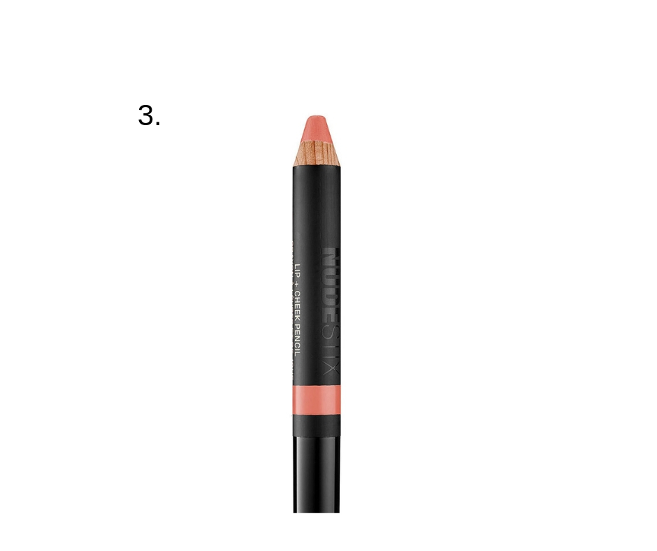 """Tay Tay by Nudestix - This product is perfect for lips and cheeks. It's a little high on the price, but I got it in """"The Boho Babe Palette,"""" which came with six pencils for $59. I was not able to find this palette on the brand's website, which is why I have linked the individual product instead, but you can still find it in other stores!"""