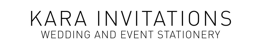 Kara Invitations