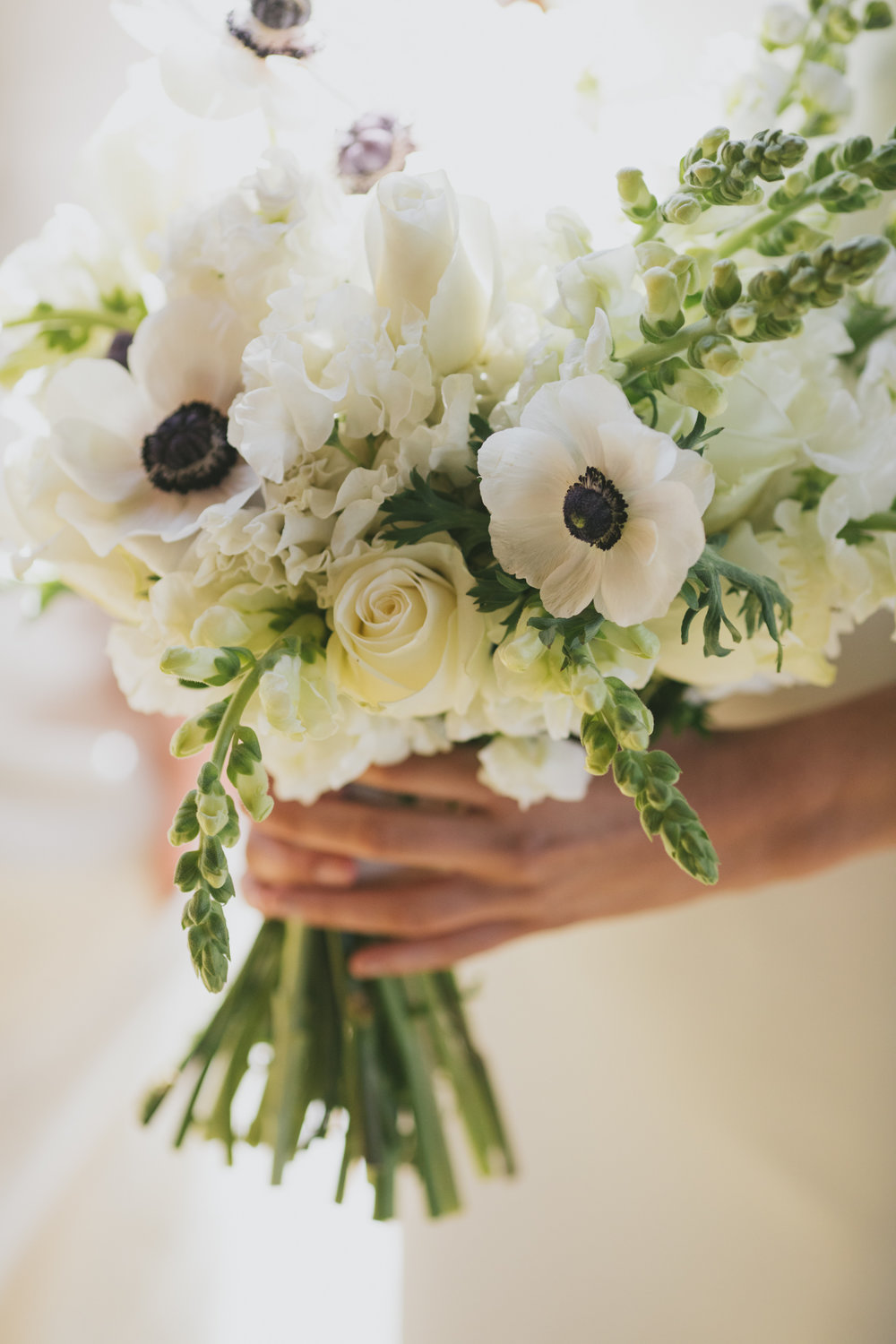 Timeless and Classic Bridal Bouquet
